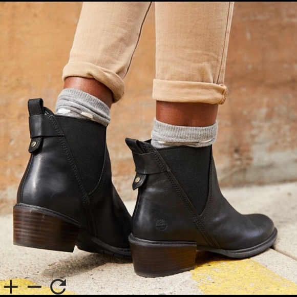 84c0a54ee30 Timberland Sutherlin Bay Chelsea boot